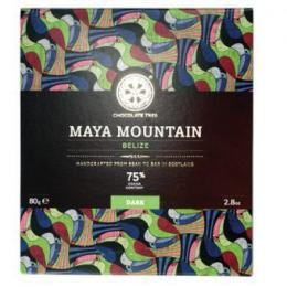 Chocolate Tree Maya Mountain75%