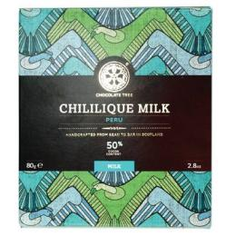 Chocolate Chililique Milk 50%