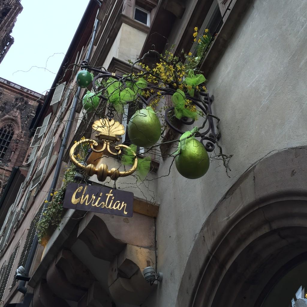 Christien Strasbourg