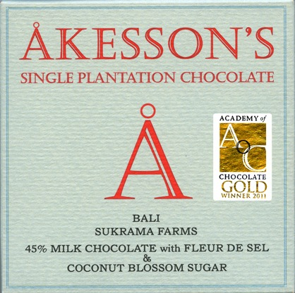 Akesson's Bali Milk