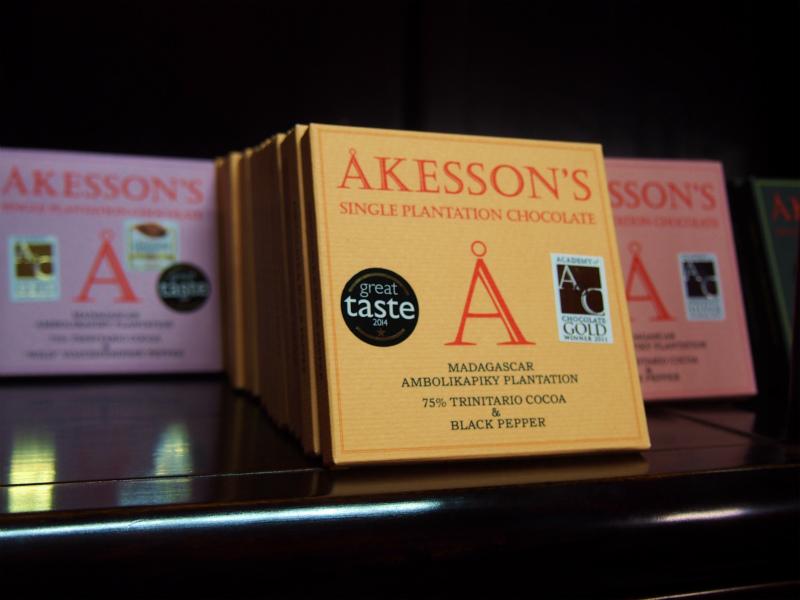 Akesson's Bars