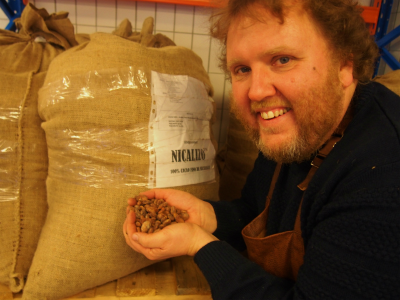 Traned chef,Direct trade Bean to bar Maker in Denmark