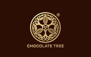 チョコレートツリー 写真