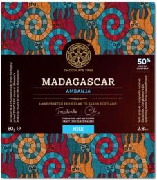 Chocolate Tree Madagascar Milk 50%