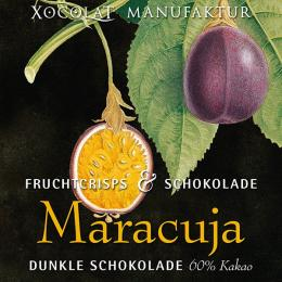 XOCOLAT MANUFAKTUR PassionFruits Dark