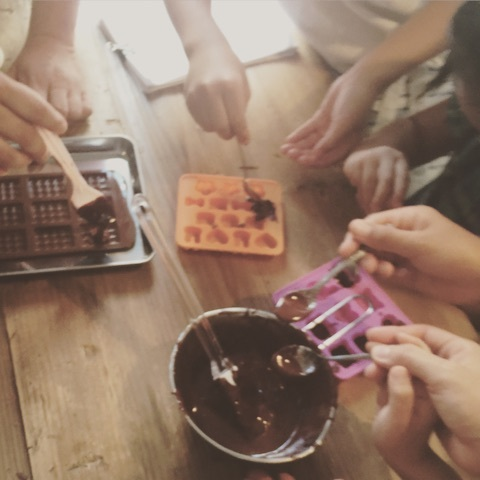 cacao workshop